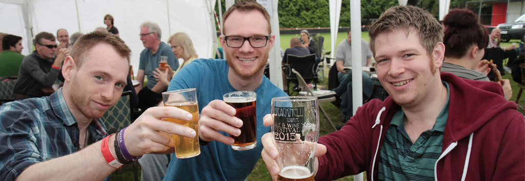 Buy tickets to Bracknell Ale & Wine Festival 2016.