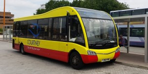 The Courtney Buses Shuttle is running again from Bracknell Bus station to the Rugby Club.